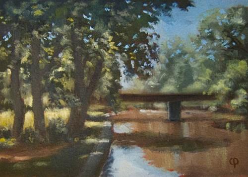 Brandywine Railroad Bridge