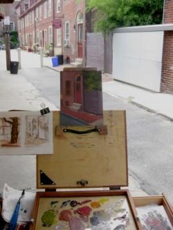 Beck Street, Philadelphia
